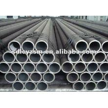 Tube / tube d'acier au carbone de soudure d'ASTM A 53 ERW