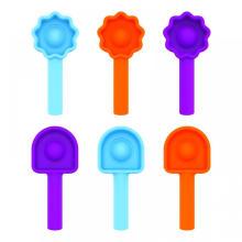 Neues Nagetierpionier-Schlüsselbund-Desktop-Puzzle-Dekompressionsspielzeug