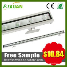 luz de tubo lineal 8 pies led pared arandela 18w