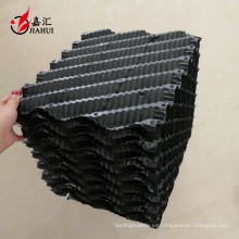 Cuadrado de alta calidad y relleno negro de la torre de enfriamiento