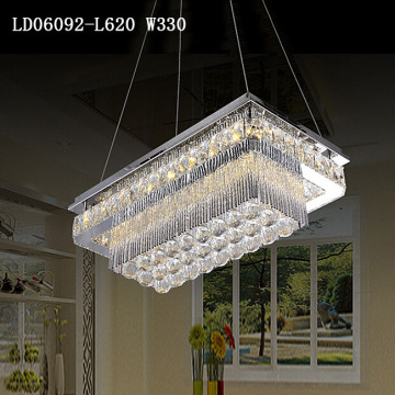 Modern lights chandelier crystal pendant lamps