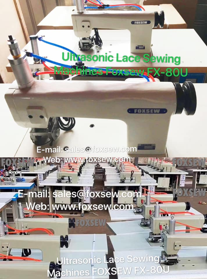 Ultrasonic Lace Sewing Machine -3