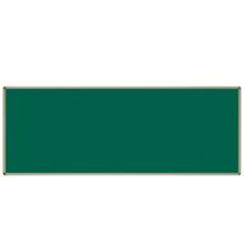 Фиксированная плоская зеленая доска