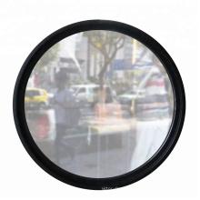 fenêtre ronde en pvc / fenêtre fixe ronde / série 60 fenêtre en pvc / guangzhou