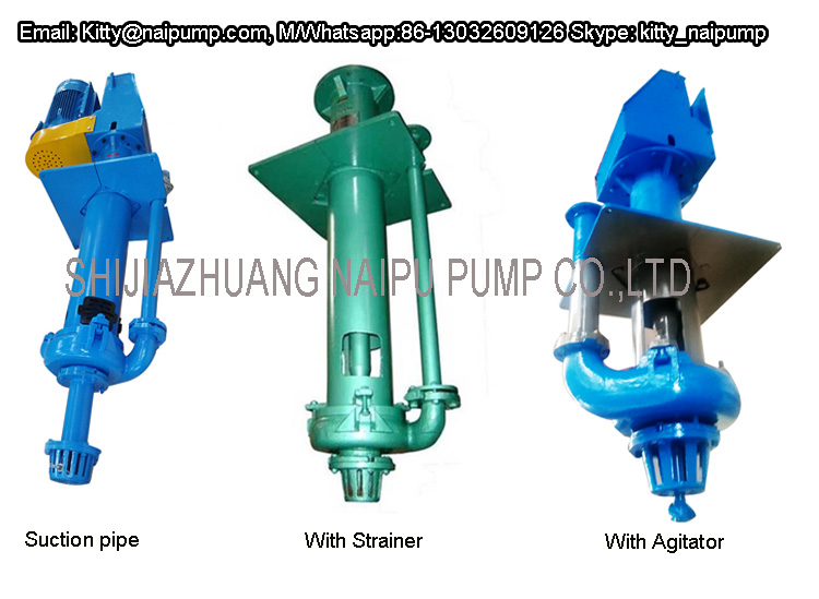 Slurry Sump Pump