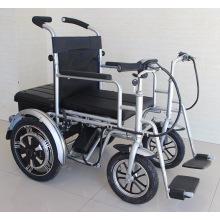 De buena calidad silla de ruedas eléctrica Scooter de la movilidad (FP-EMS05)