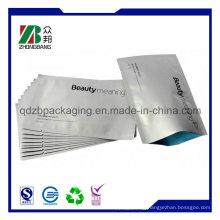 China Aluminum Foil Plastic Packaging Facial Mask Bag