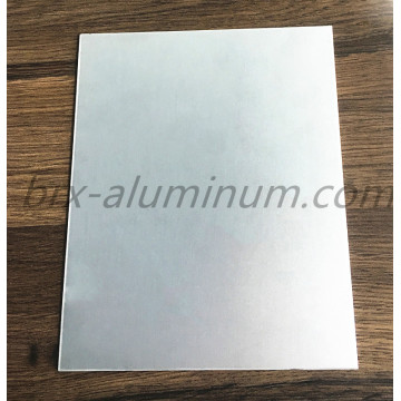 Weather Resistant Anodized Aluminum Alloy Sheet