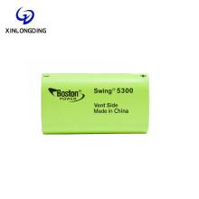 XLD Wholesale Boston power Li-ion Cell rechargeable lithium 3.7v 5300mAh Boston swing