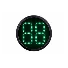 Feu de signalisation à DEL de haute qualité de 300 mm avec compte à rebours