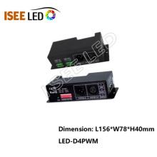 Tira de RGBW DMX512 ao motorista do diodo emissor de luz de PWM Dimmable