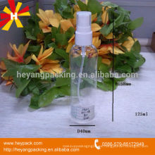 Botella plástica PET 120ml