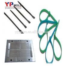 Высококачественная нейлоновая пластиковая стяжка для автомобильных деталей, изготовленная в Китае