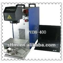 20W Mini-Faser-Metall-Laser-Markiermaschine mit CE PEDB-400