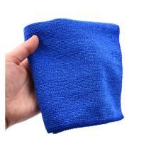 Multipurpose microfiber terry fabric towel for household