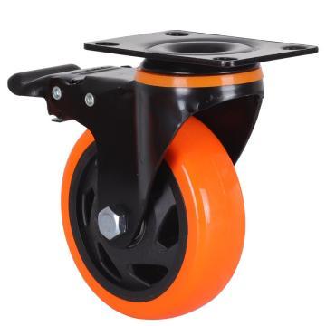Roulettes pivotantes verrouillables Roulettes robustes