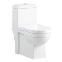 CB-9507 Toilettes en céramique de qualité supérieure wc tailles Haut de gamme Siphonic Toilette monopièce pour les personnes âgées