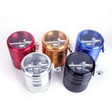 Металлическая шлифовальная машина с цинковым сплавом для оптовой продажи табачного дыма (ES-GD-033)