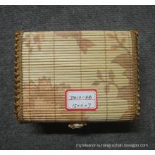 (BC-NB1035) High Quality Handmade Natural Bamboo Box