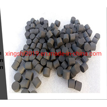 Lubricating Graphite Particle 6mm, Lubricating Graphite Column, High-Purity Lubricating Graphite