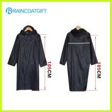 Polyester Reflective Männer lange Regenkleidung