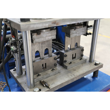 Double Furring Channel Roll Forming Machine för tak