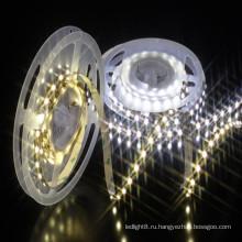 2016 12V гибкий водонепроницаемый светодиод 3528 IP68 RGB светодиодные полосы света