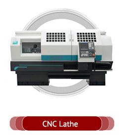 Flat bed cnc lathe CK6152*2000mm gear box spindle metal lathe machine