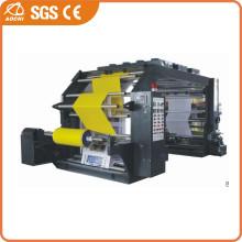 High-Speed Plastic Film Flexographic Printing Machine (YTB-41600)