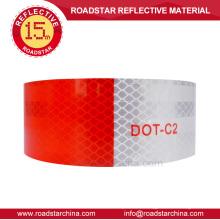 DOT-C2 prismatischen Fahrzeug Reflexfolie