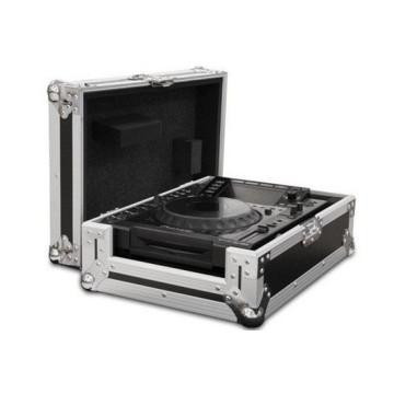DJ Flight Case para escenario DJ Caja de aluminio para equipos musicales