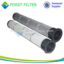 Industrial Cement Filter Cartridge For Cement Dust