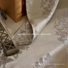 Hot Jacquard Design cortina de chuveiro e cortina de janela