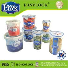 bocal à conserves en plastique 1000ml