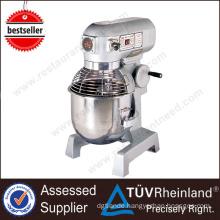 Luxury Stainless Steel 8kg/12kg/16kg large food mixer machine