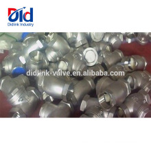 Function Of A Piston Type Us Sanitary Liquid Stainless Steel Thread Swing 1 2 Inch Check Valve Gas