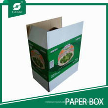 Gemüse Karton Verpackung Karton