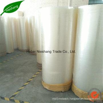 Carton Sealing Use 1280mm BOPP Tape Jumbo Rolls