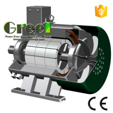 Top Sale 100rpm 200rpm Permanent Magnet Generator