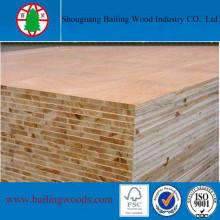 Paneles de madera maciza