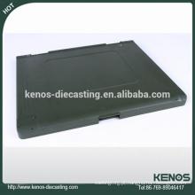 O zinco fazendo à máquina do caso do portátil do CNC morre a carcaça, peças de moldação galvanizadas
