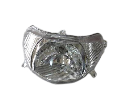 Motorcycle Spare Part Plastic Front Head Light