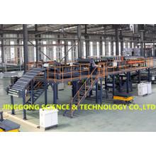 Стандартная горячая прокатка H Сварка стальных труб Сделано в Китае