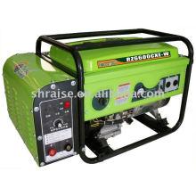 Gerador de solda a diesel portátil / três fases