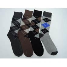Men Good Quality Cotton Casual Crew Socks