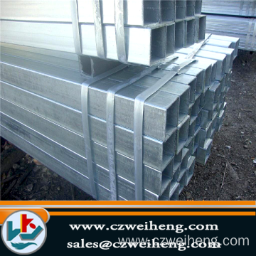 Q345B wpb square steel pipe and tubes