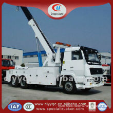 Sinotruck 6x4 towing truck
