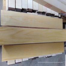 E1 3-Plywood de madeira de bétula engenharia de pisos