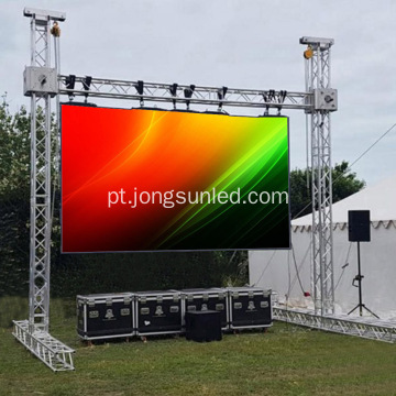 Tela RGB Led Video Panel Wall Display