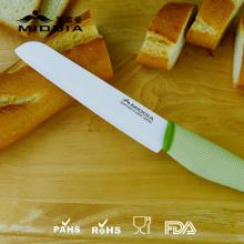 Cuchillo de cuchillo/rebanador de pan cerámica de 6 pulgadas